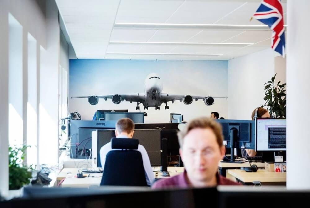 Flightradar24 es el mejor rastreador de las aeronaves en la red