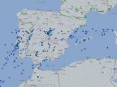 RadarVirtuel – servicio para observar vuelos