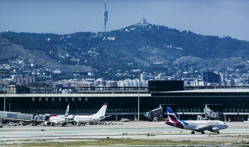 Aeropuerto Josep Tarradellas Barcelona – El Prat