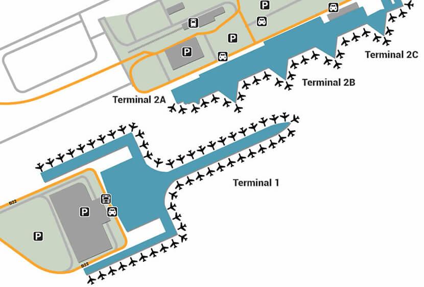 Aeropuerto Josep Tarradellas Barcelona terminal