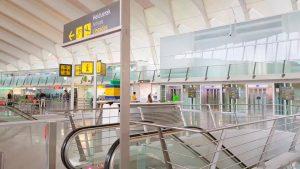 Aeropuerto Bilbao Llegadas