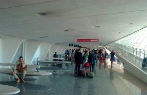 Aeropuerto Bilbao Salidas