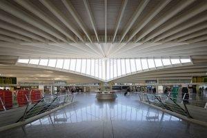 Información de llegadas al aeropuerto de Bilbao