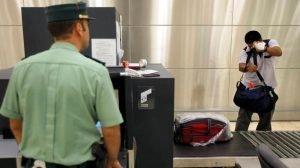 Aduana del aeropuerto de Bilbao