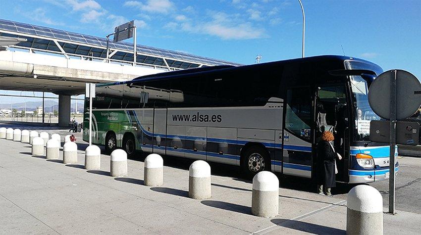 Aeropuerto De Malaga Bus