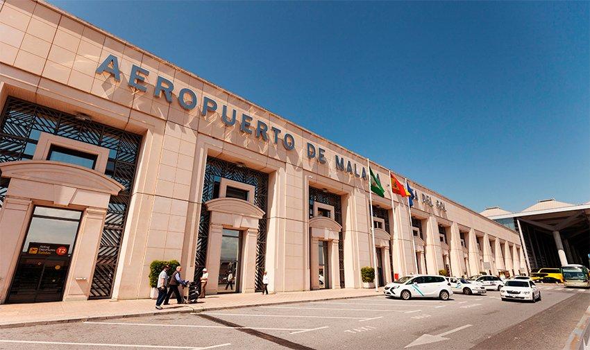 Aeropuerto De Malaga Costa del Sol (AGP)