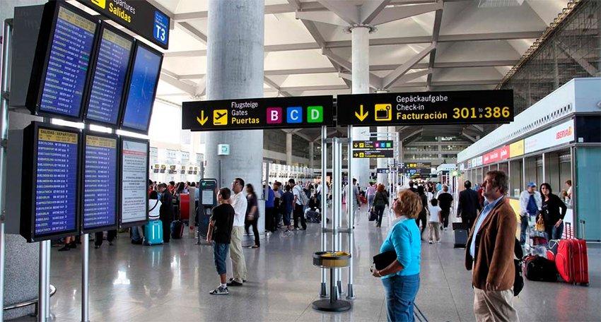 Aeropuerto De Malaga Verifique el estado actual de su vuelo