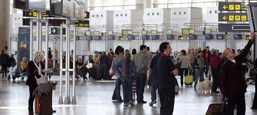 Cómo usar el tablero de salida en vivo Aeropuerto de Málaga