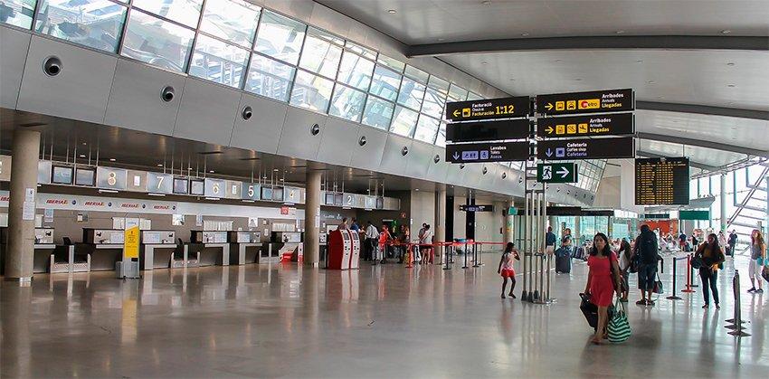 Aeropuerto Valencia Salidas (VLC)