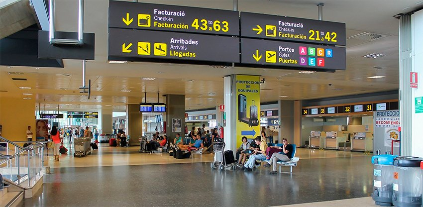 aeropuerto manises salidas