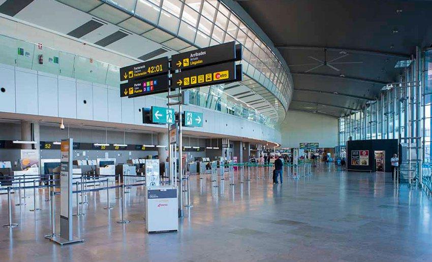 llegadas aeropuerto valencia