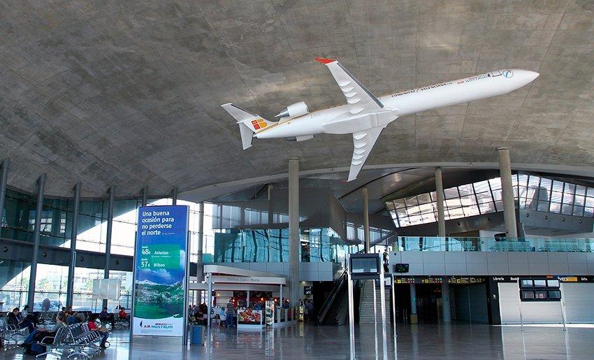 terminales aeropuerto de valencia
